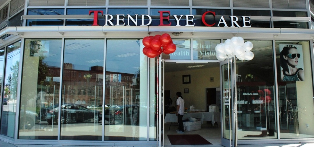 Trend Eye Care Northern Liberties Store Front